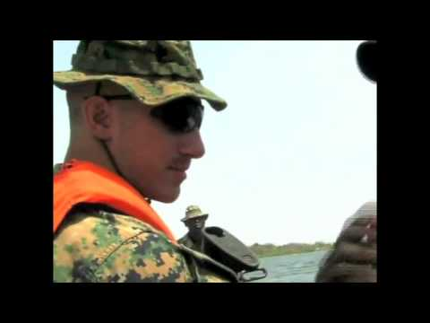 """AFRICOM Now """"Marines in Senegal (Live Fire)"""""""