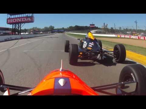 2016 SCCA Runoffs Formula F(1600)
