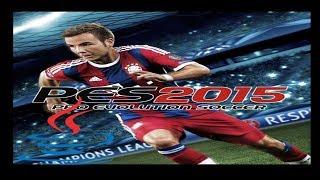 Pro Evolution Soccer 2015 - Mobile Java Gameplay