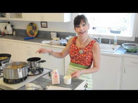 Brined Juicy Roasted Chicken w/ Honey-Horseradish Mashed-Potatoes