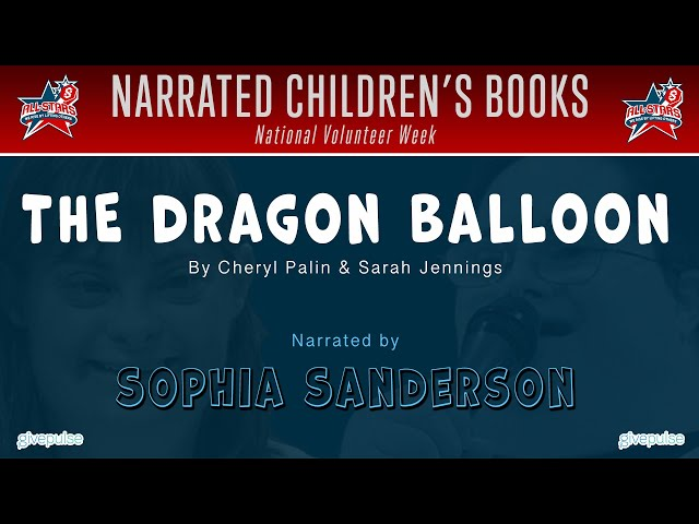 The Dragon Balloon narrated by Sophia Sanderson
