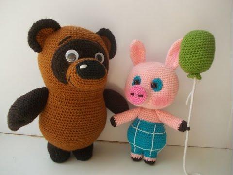 вязание крючком.игрушки фото