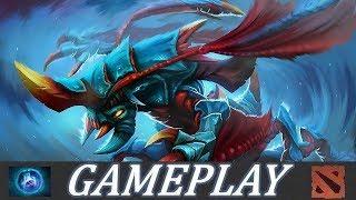 Dota 2 7.07 Weaver LIVE Gameplay Commentary Live Stream: http://www...