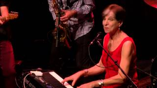 Tattooed Lady and the Alligator Man - Marcia Ball - 12/13/2014