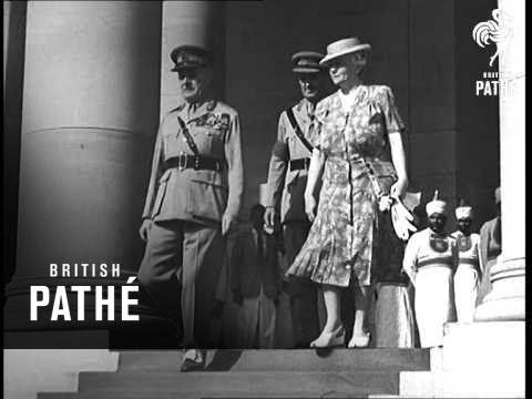 Mountbatten Takes Over (1947)
