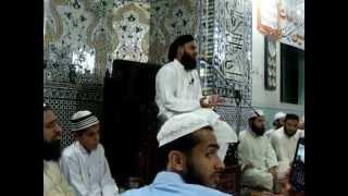 Anas Yonus 2012 meri nisbat madine se