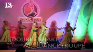 Mughal dance performance Dil cheez,salaam-e-ishq by DoubleShake Dance Troupe New Delhi Mumbai