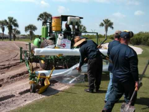 Viera East Golf Course- Construction Week 2