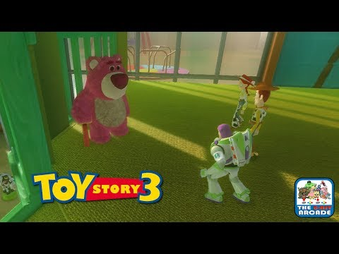 Toy Story 3: The Video Game - Lotso Runs Sunnyside Daycare (Xbox 360/Xbox One Gameplay)