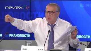 Жириновский мочит Навального