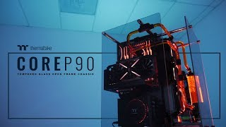 thermaltake Core P90 Tempered Glass Edition Mid-tower Chassis