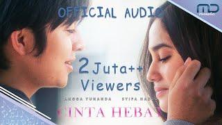 OST. Kisah Untuk Geri - Syifa Hadju & Angga Yunanda 'Cinta Hebat' | Official Audio
