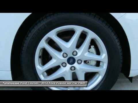 2014 Ford Fusion Tallahassee FL P162195