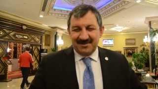 Kick Boks Federasyonu Başkanı Salim KAYICI'dan Gazetemize Özel Röportaj