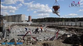 видео Общественно-жилой комплекс 9–18 в Мытищах