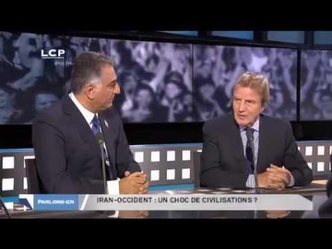 Débat sur l'Iran - avec Reza Pahlavi, Bernard Kouchner et Bernard Hourcade