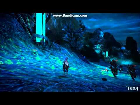 TERA ONLINE LEVEL 60 TOUR IN NEW TERRITORIES