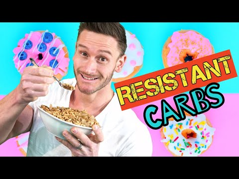 Resistant Starch - Carbs You Can Eat with Little to No Impact