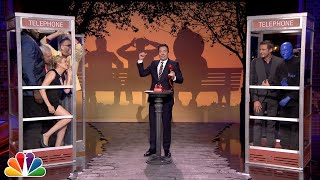 Download Phone Booth with Hugh Jackman and Shaquille O'Neal Mp3 and Videos
