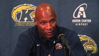 Weekly Football Press Conference 11/13/15