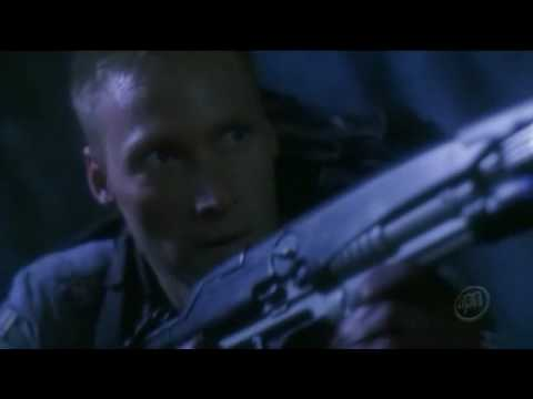 Star Trek Enterprise: MACO's Commando Rescue of Captain Archer and Tucker