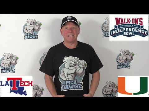Miami vs La Tech 12/26/19 Free College Football Pick and Prediction: Independence Bowl 2019