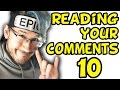 WEEKEND WITH JACKSEPTICEYE | Reading Your Comments #10