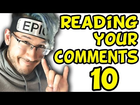 Thumbnail: WEEKEND WITH JACKSEPTICEYE | Reading Your Comments #10