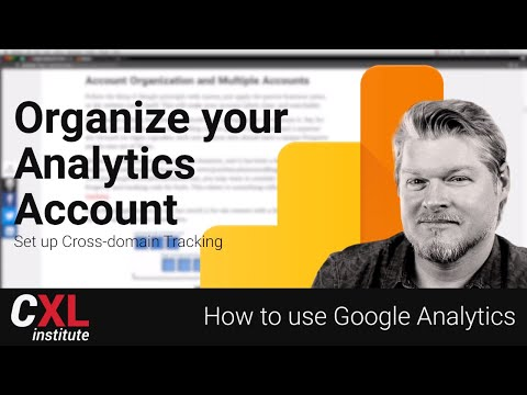 How To Use Google Analytics - Cross-domain Tracking? How To Organize Properties For Multiple Sites
