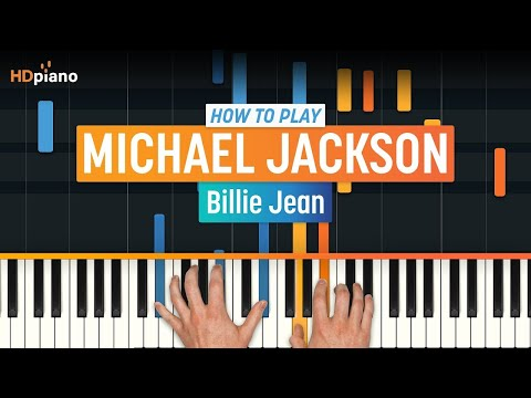 """Billie Jean"" by Michael Jackson | HDpiano (Part 1)"
