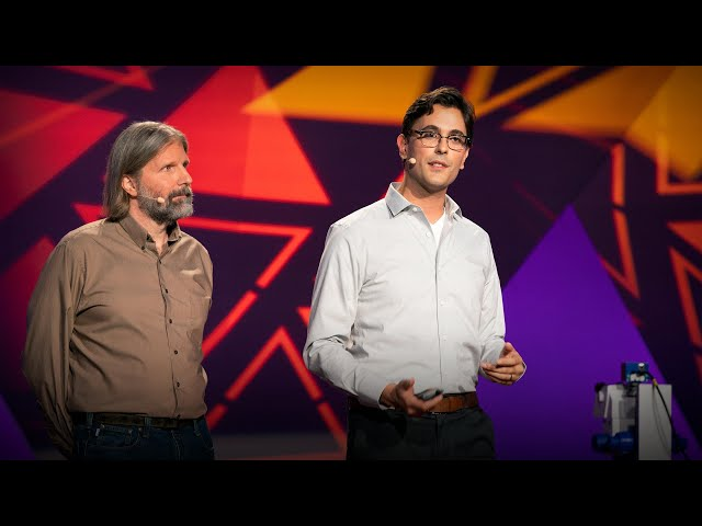 Tiny robots with giant potential | Paul McEuen and Marc Miskin