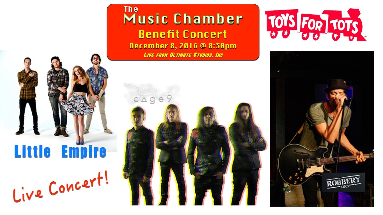 Benefits Musical Toys : The music chamber toys for tots benefit concert youtube