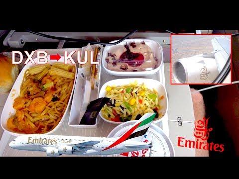 ✈︎-trip-report-✈︎-emirates-a380---upper-deck---to-kuala-lumpur