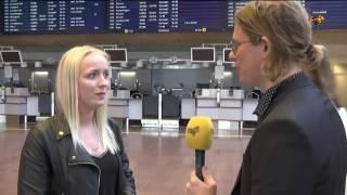 Flygkaos på flera svenska flygplatser