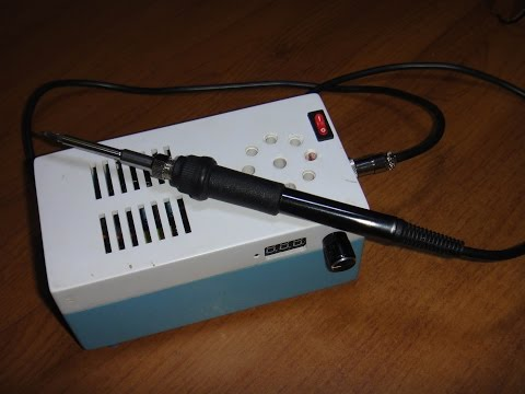 DIY паяльная станция DSK T 12-D на жалах Hakko T-12 ,советы по сборке,  замер мощности, настройка.