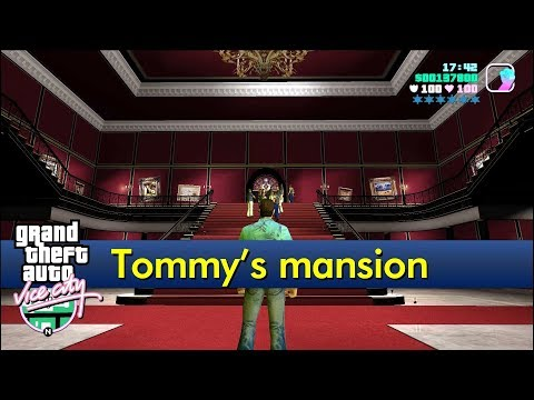 Tommy's Mansion [The GTA:Vice City Tourist]