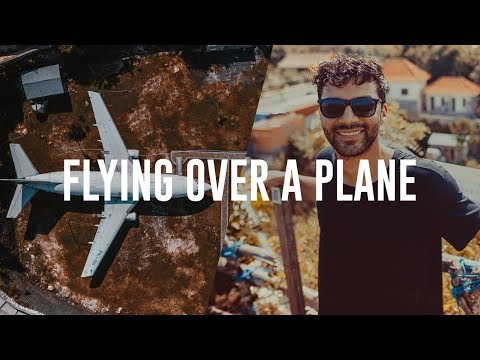 FLYING OVER A PLANE IN BALI - R3HAB Vlog #3