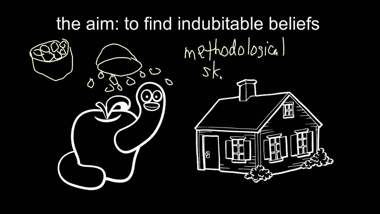 red descartes on opinions and certainty Descartes's basic epistemological argument: 1 knowledge is justified true belief (jtb the classical or traditional view) 2 to be justified a belief must be shown to be necessarily true, or certain.