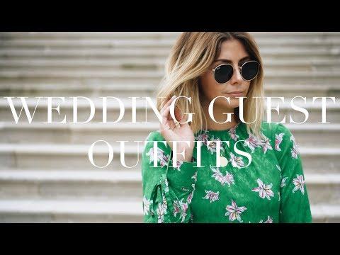 Summer Wedding Guest Outfit Lookbook | Emma Hill
