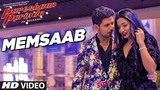 Memsaab Video Song |  Pareshaan Parinda | Johny Seth & Supernova