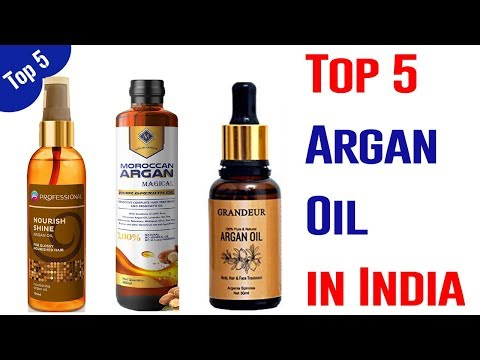 Best Argan Oil in India || Best Oil for Hair Growth, Skin & Face Treatment