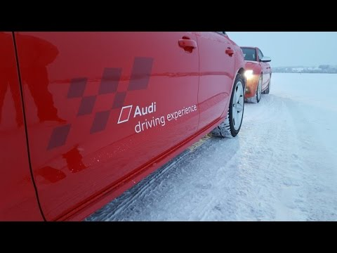 Audi Winter Driving Experience 2016