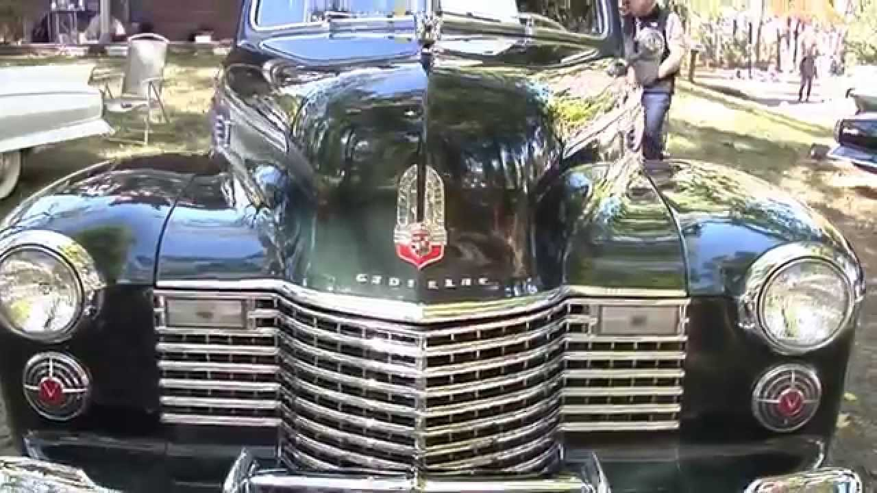 2015 Cadillac Club of North Jersey Car Show - YouTube