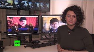 Зрители раскритиковали BBC за отретушированное фото Джереми Корбина, намекающее на связи с Россией