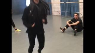 Баина. Танцы на ТНТ. Команда Мигеля