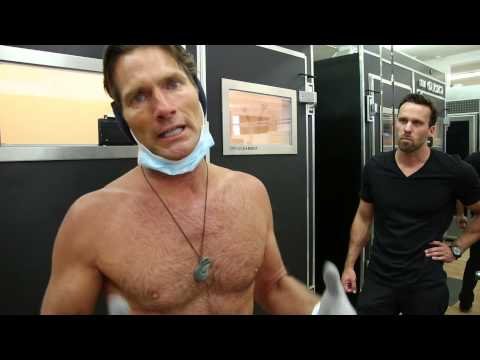 Cryo chamber, FREEZING COLD THERMOGENESIS | on the rehab road RIPPED AT 50