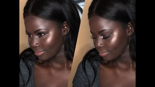 Subtle Soft Glam | Darkskin thumbnail