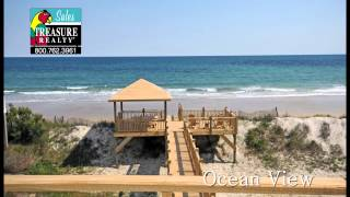 1198 New River Inlet Rd, North Topsail Beach, NC 28460 Ocean Front