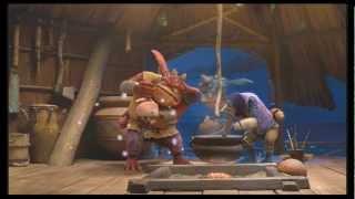 3D мульт «Монстры на острове» Смотреть русский трейлер
