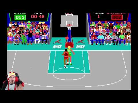 RETROFINDE 4 - Jordan VS Bird - 1on1 1988